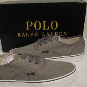 POLO Ralph Lauren Mens Vintage Burlap Morray 9.5D